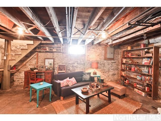 74 best images about loft style unfinished basements on