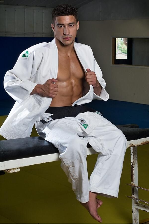 Ashley McKenzie - Judo - Great Britain