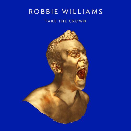 "Robbie Williams ""Take The Crown"" édition limitée ""Roar"""