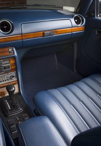 Mercedes Motoring - 1978 300D Diesel Sedan