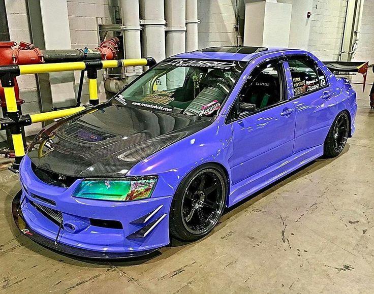 #Mitsubishi #Evo #Modified #Custom