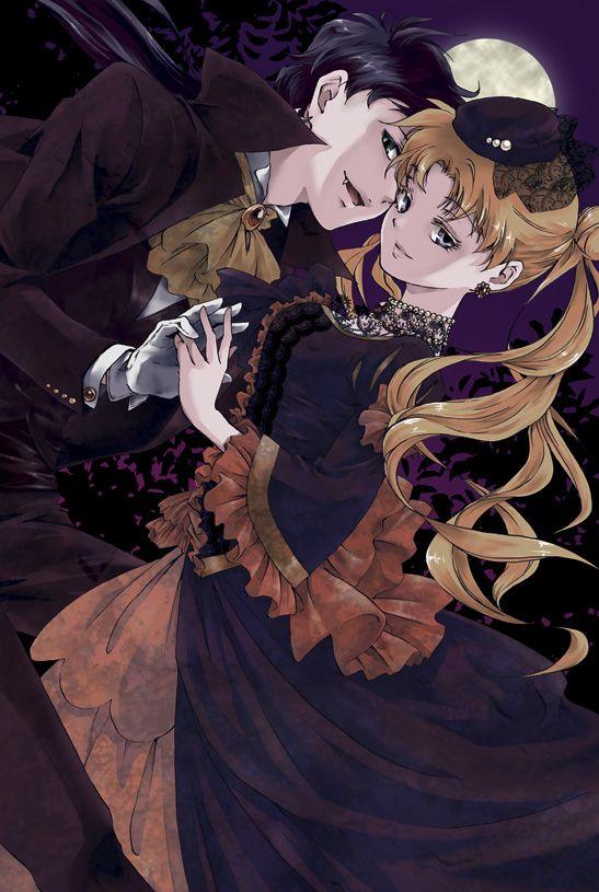 Imagenes de Vampiros y Vampirezas estilo anime (2)