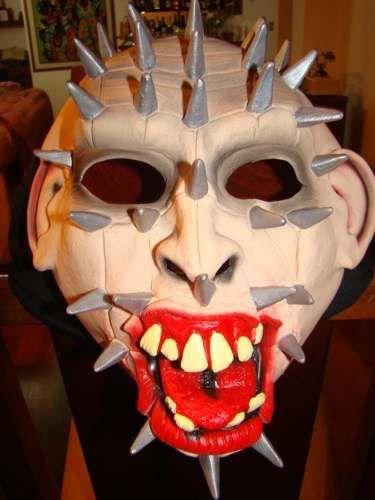 Mascara de zumbi m scaras de terror mascaras dia das - Mascaras de terror ...