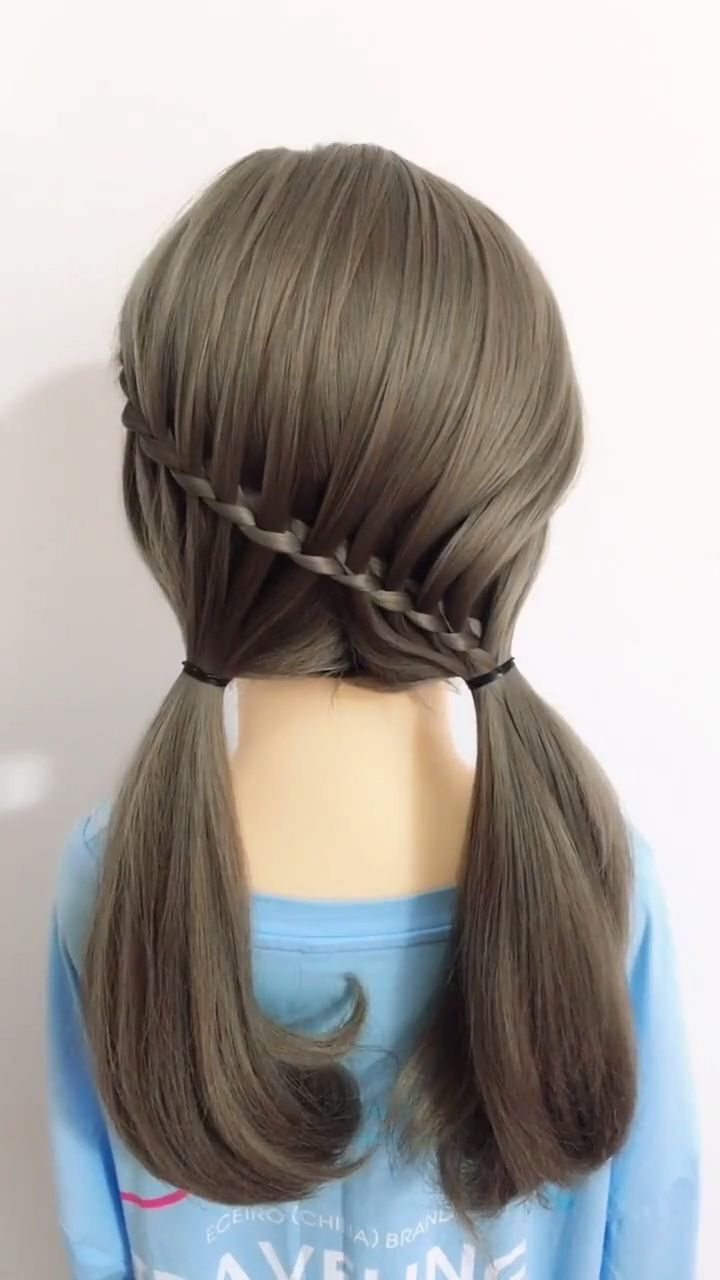 Easy Hairstyles For Long Hair Videos in 11  Haircuts for medium