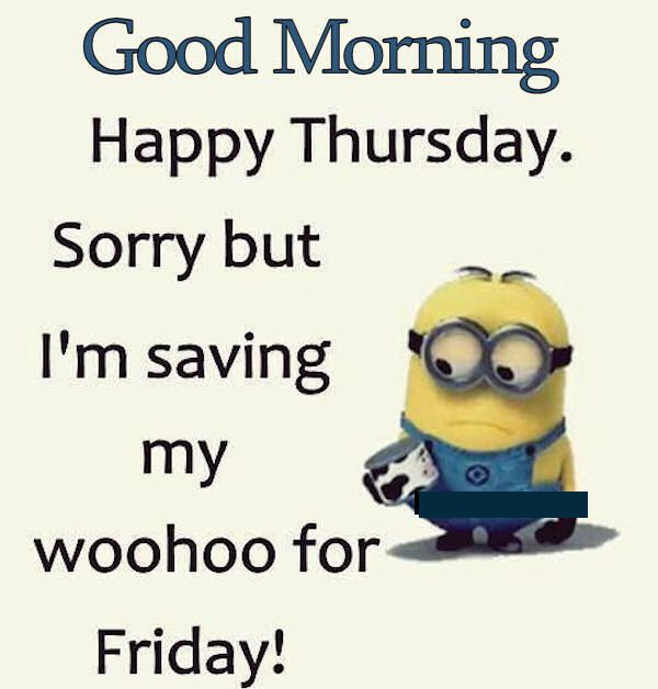 Thursday Greetings Tbt Weekdays Memes Humor Quotes Crumpy
