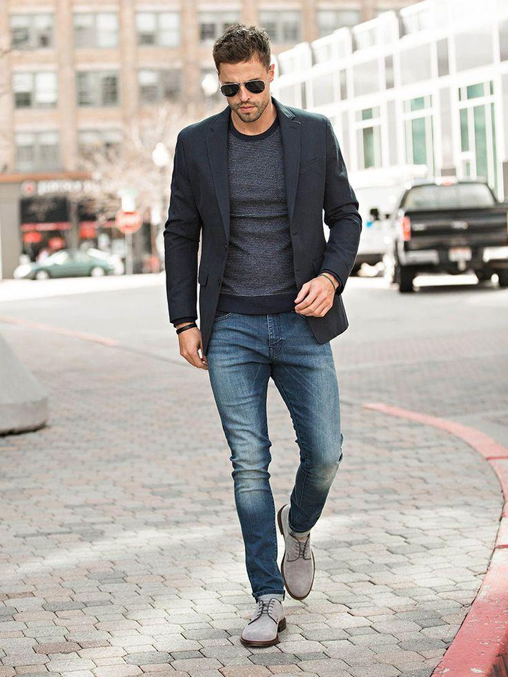 smart casual men's dress code guide  business casual