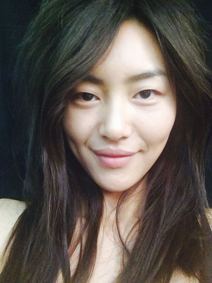 Strike a #Selfie - Liu Wen #wmagselfie