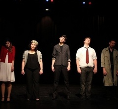 Part of our MUDFest performance ... used in the MICF program!