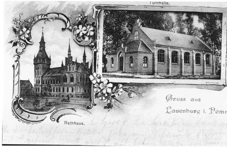 Lauemburg in Pommern