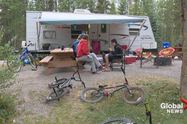 Several Alberta campgrounds will be welcoming guests for an extended camping season this year.