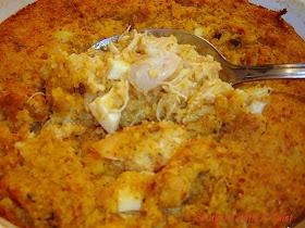 Chicken -n- Dressin' Casserole