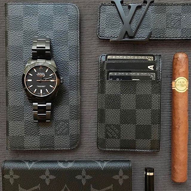 All Black Essentials Courtesy of @whatusmenlike  via LUXURY LIFESTYLE MAGAZINE OFFICIAL INSTAGRAM - Luxury  Lifestyle  Culture  Travel  Tech  Gadgets  Jewelry  Cars  Gaming  Entertainment  Fitness