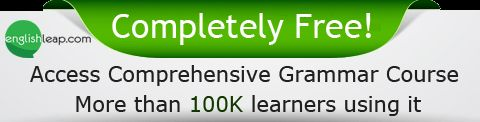 Englishleap offers free English lessons with grammar and vocabulary exercises online.