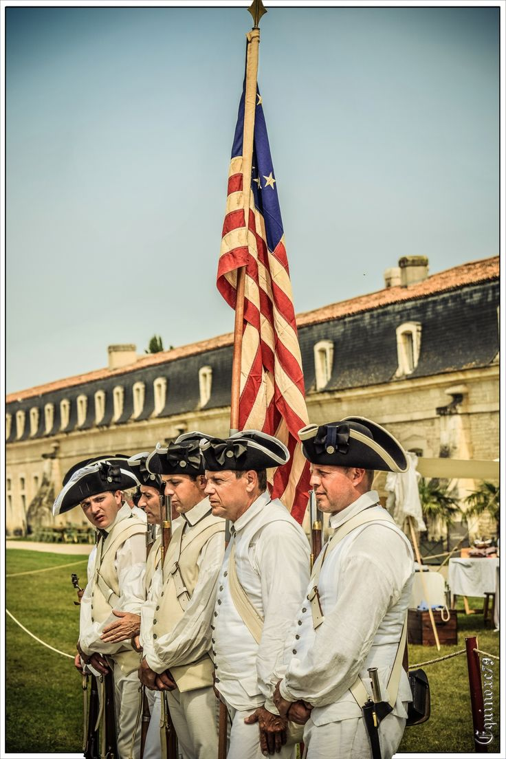 Rochefort, Incorporation du Corps Royal d'Infanterie de la Marine (4)