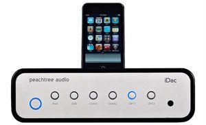 Peachtree Audio IDAC Digital Audio Converter - Digital Analog Converter (DAC)