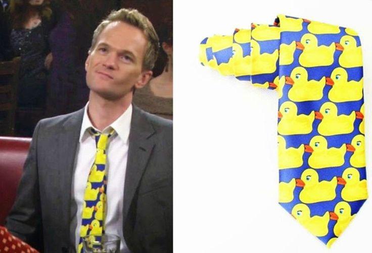 Corbata Barney Stinson de Cómo conocí a vuestra madre | Merchandising Películas