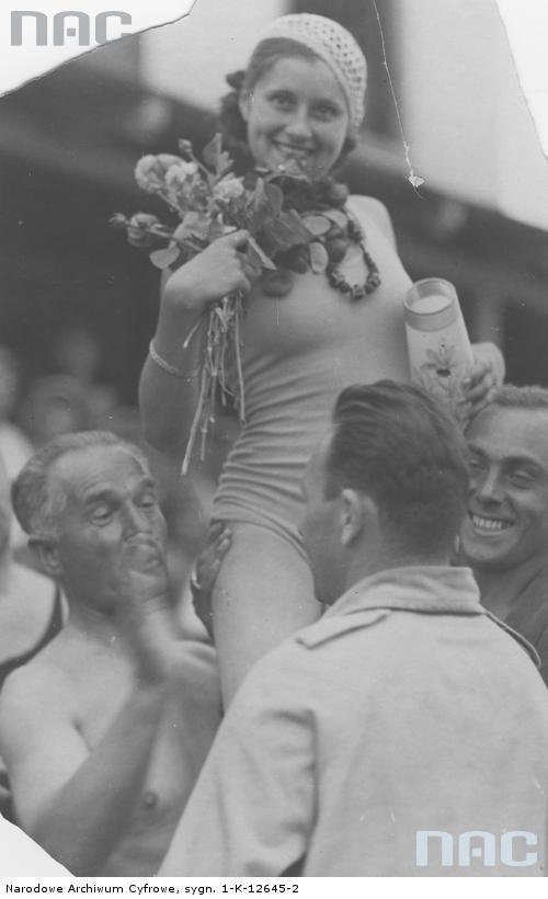Miss Gdynia 1932