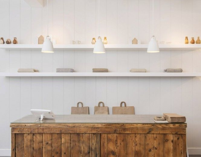 Millard - lighting and interior design studio in North Cornwall.