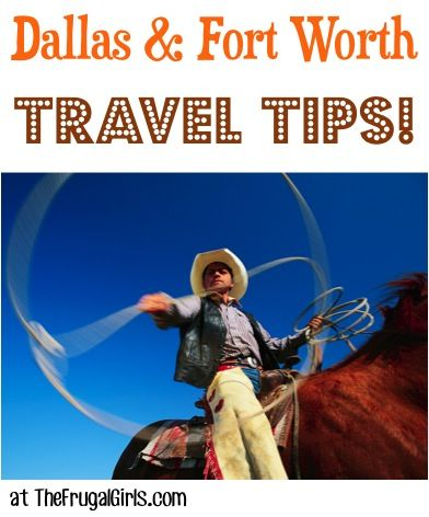 39 Fun Things to See and Do in Dallas and Fort Worth! ~ from TheFrugalGirls.com ~ you'll love all these fun insider travel tips for your next Texas vacation! #vacations #texans #thefrugalgirls