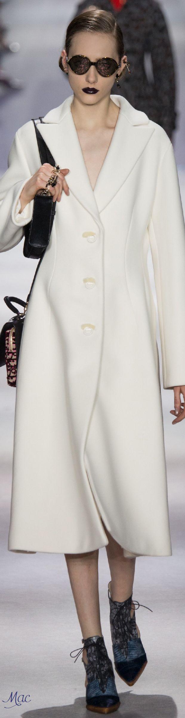 Fall 2016 Ready-to-Wear Christian Dior
