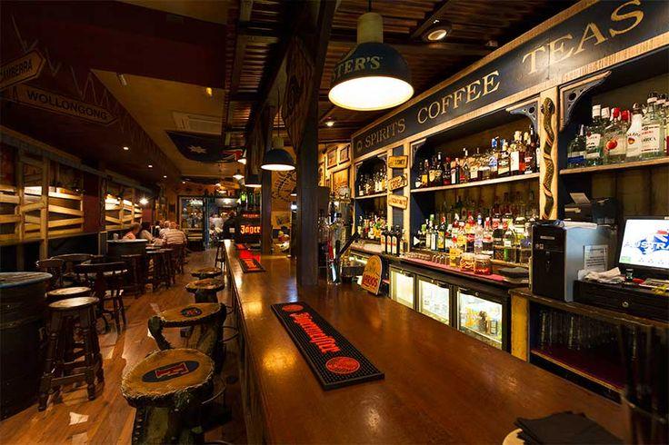 Australian Boulevard | Puerto Pollensa #pub #beer #sports #party #livemusic