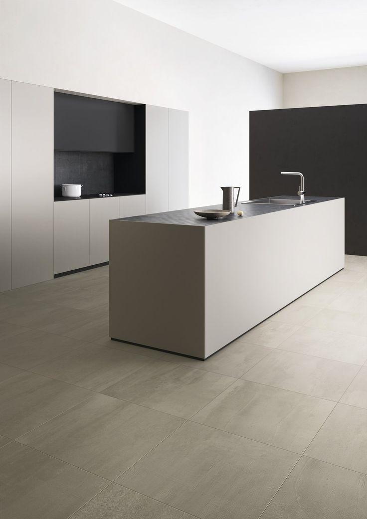 Simple kitchen design #kitchen #simple #scandinavian #tiles #kitchentiles #keittiö #laatat #abllaatat