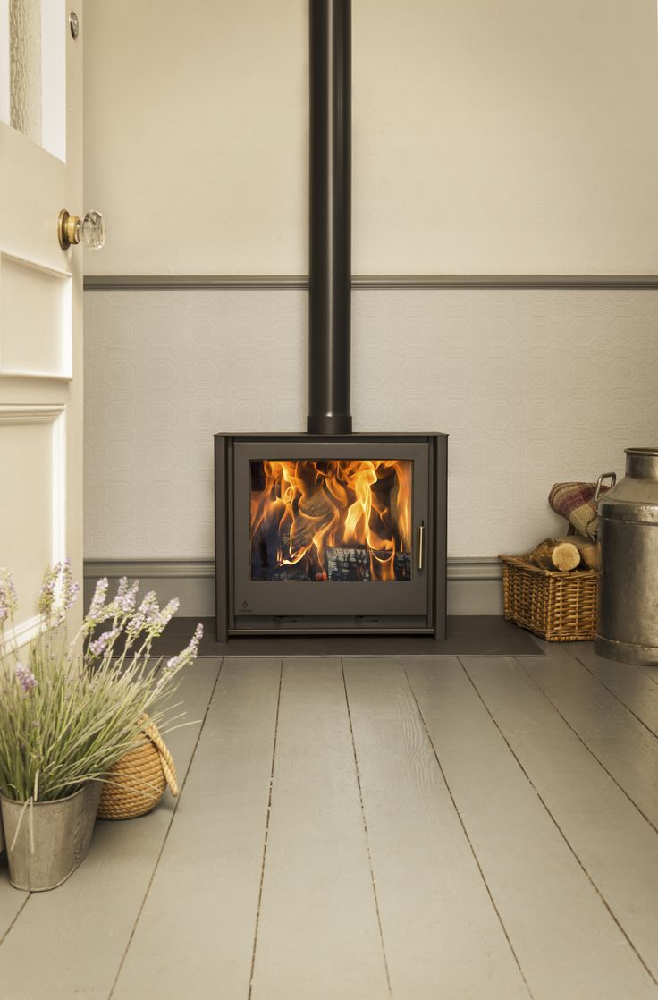 Whilst featuring a slimline stove body and 5kW output, the Aarrow i600 Slimline Freestanding still features an enormous viewing glass and a wide stylish door. Available in short and mid heights, the i600SLF is certain to make an impressive centrepiece.