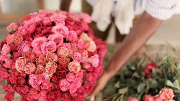 DIY: The Ombre Rose Arrangement - because im addicted