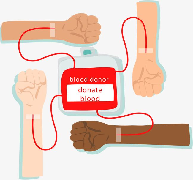 Blood Donation To Save People, Vector Material, Medical Care