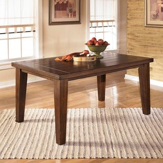 Signature Design By Ashley Larchmont Rectangular Dining Room Table