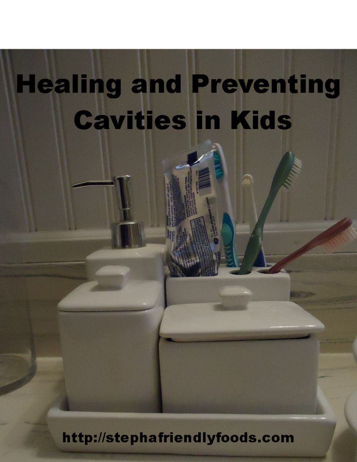 Healing and Preventing Cavities in Kids