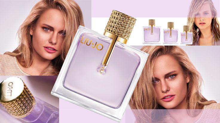 The new fragrance LIU JO by LIU•JO Eau de Parfum