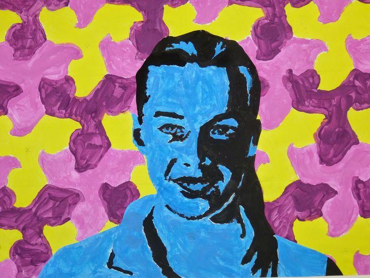 The Calvert Canvas: Adventures in Middle School Art!: 6th Grade
