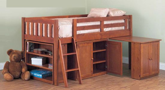 Furnish.com.au - Colt Midi Sleeper Bunk Bed, Single, $979.00 (http://www.furnish.com.au/bunk-beds/midi-sleepers/colt-single-midi-sleeper-bunk-bed-with-reversible-bookcase-and-storage-unit/)