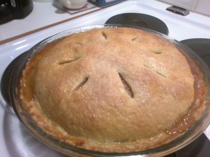 Apple Pie  ( omenatorttu )
