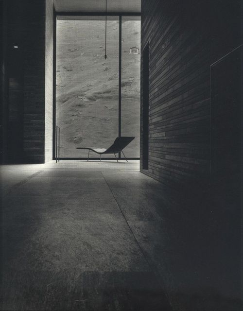 poetryconcrete:  Therme Bath Vals, by Peter Zumthor, 1996,...