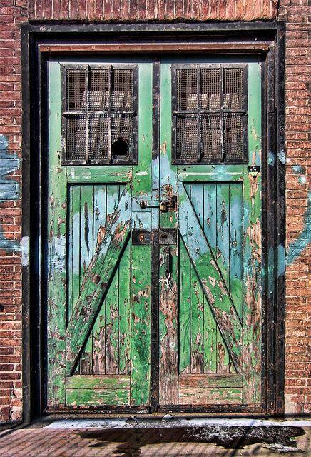 Door | Deur | Kop van Zuid I love barn doors, dutch style doors, pocket doors and so much more.