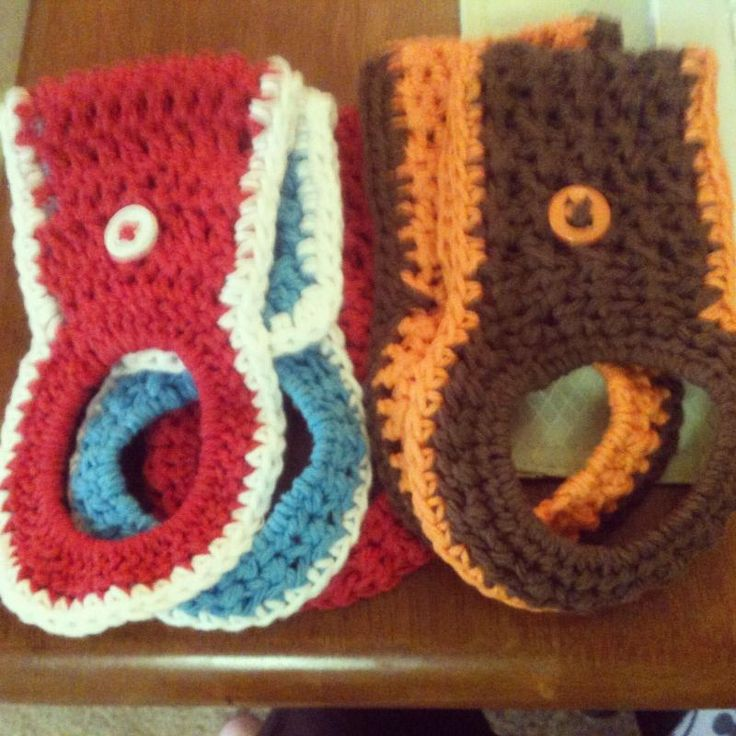 Crochet Towel Holder Design by Made By Fabi