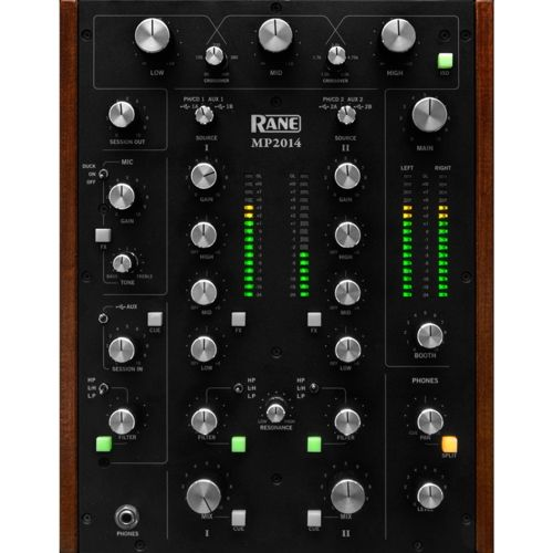 Buy Rane MP2014 ROTARY DJ MIXER online from GAK.co.uk. Unbeatable prices and next day delivery from the UK's no1 instrument store. Order Today.