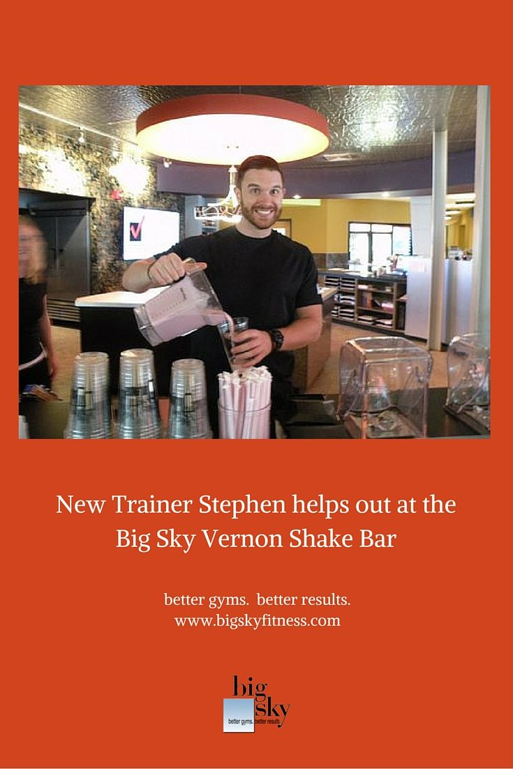 Another great Trainer joins the Team!  #betterworkouts #betterresults #bigskyfitness