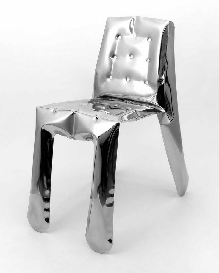 Chippensteel Chair by Oskar Zieta
