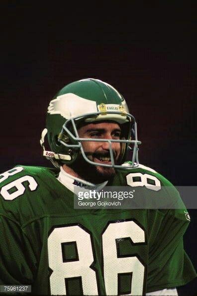 Philadelphia Eagles WR Gregg Garrity