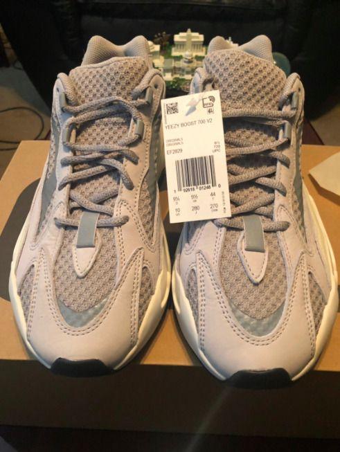 free shipping b5358 9afe7 Adidas Yeezy Boost 700 V2 Static Size 10 Reflective  fashion  clothing   shoes  accessories  mensshoes  athleticshoes (ebay link)