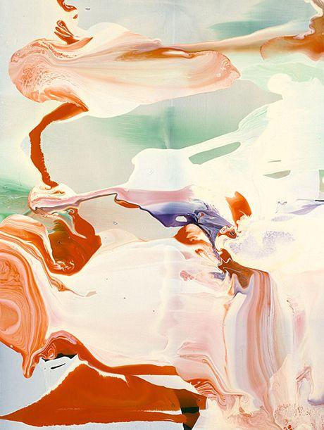 Mon carnet: Inspiration, Pattern, Artworks, Color, Ice Cream, Dale Frank, Language, Paintings, Artists Dale