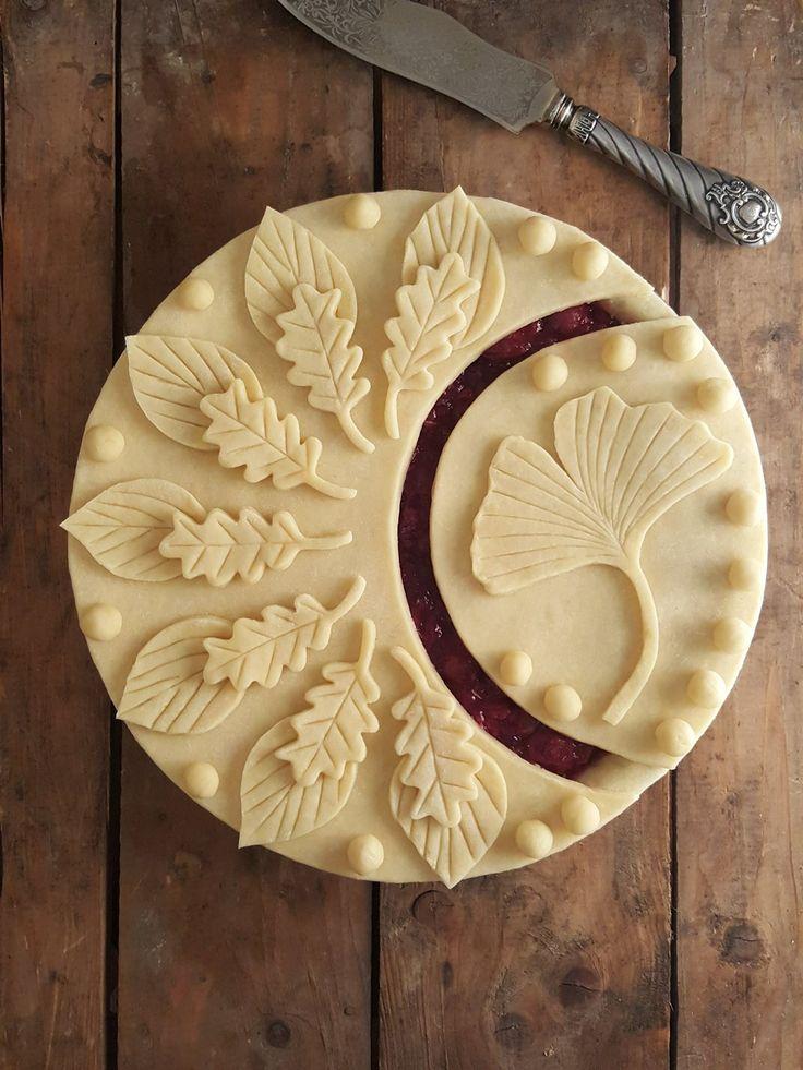 Beautiful pie crust