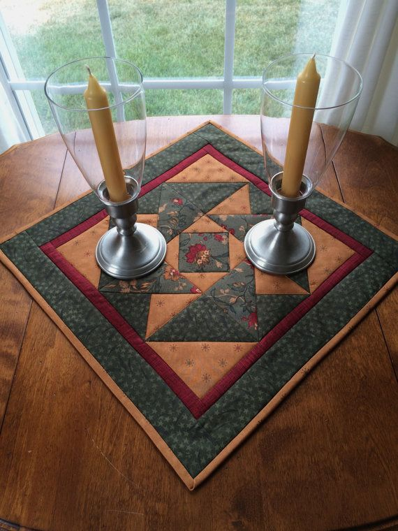 Find This Pin And More On Quilted Tablecloths.