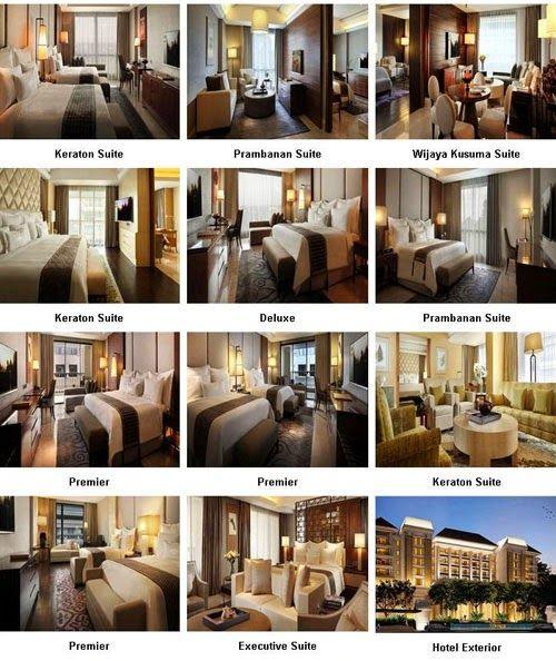 Interior Hotel Tentrem