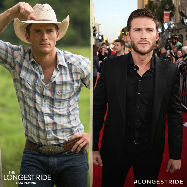 Our #MCM Scott Eastwood is #swoon-worthy both on and off screen!