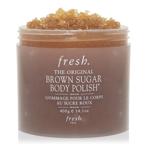 I love the way this scrub smells! It's the best exfoliator on the market! Fresh - BROWN SUGAR BODY POLISH - Fresh