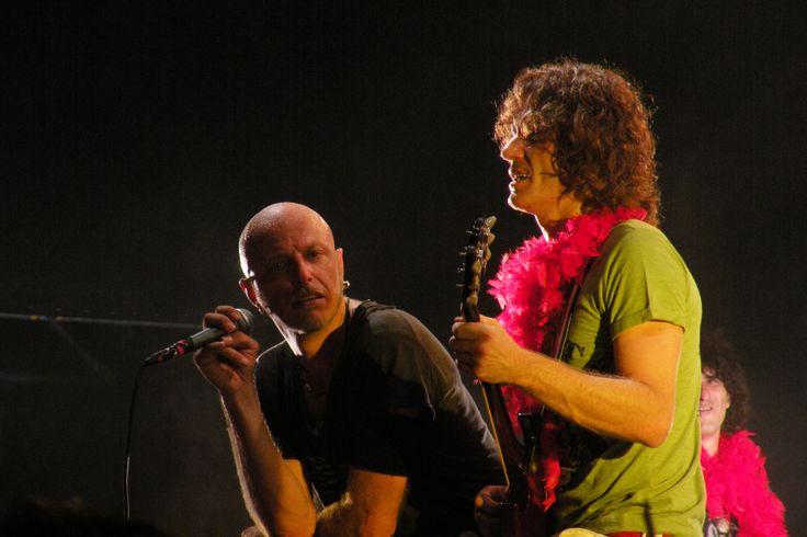 Foto di Quartarone Valentina - Negrita Dannato Vivere Tour - Forte di Bard 01/08/2012